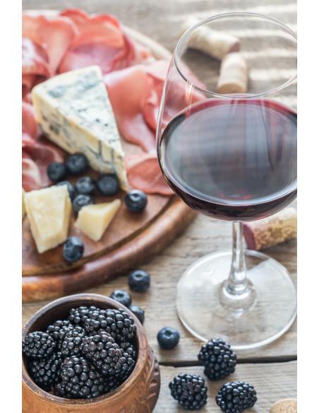 Fromages & verres de vin, l'accord parfait !