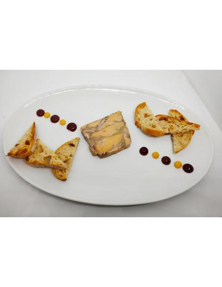 Foie gras en entrée, pourquoi pas ?