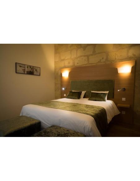 Une autre des chambres du château