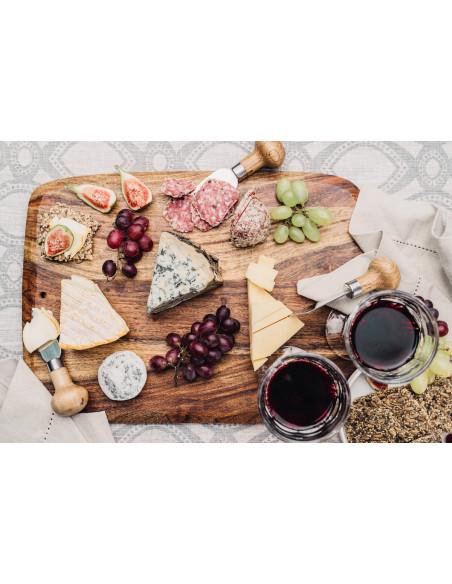 Vins et fromages, l'accord parfait, hum !