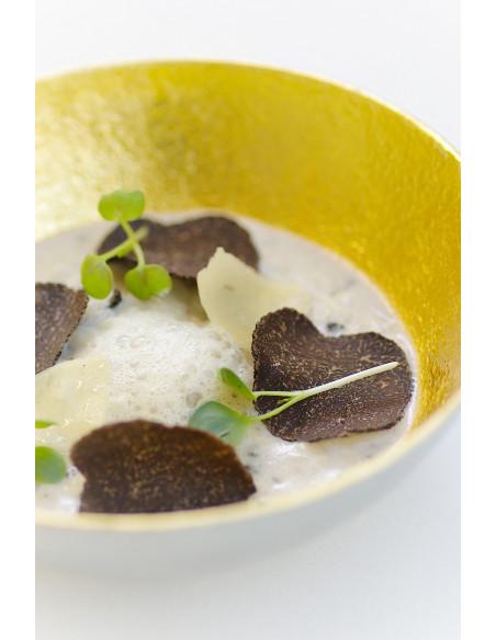 Un exemple de plat salé