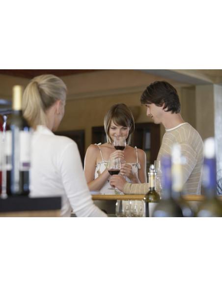 Dégustez à 2 lors de votre week-end romantique dans ce vignoble de Bordeaux