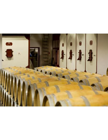 mais aussi celles du vieillissement du vin...