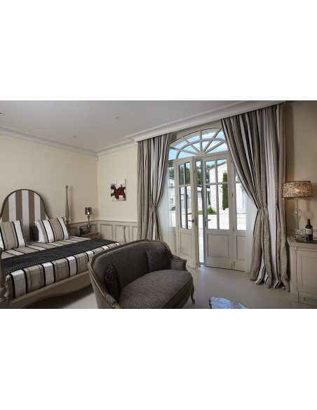 Voici une autre belle chambre