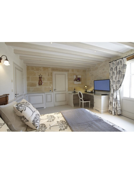 Une des chambres du château...