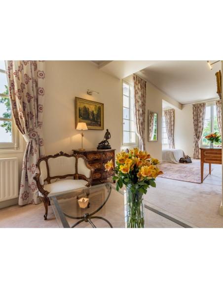 Une Suite du Château avec côté salon, 55 m2 pour vous :)