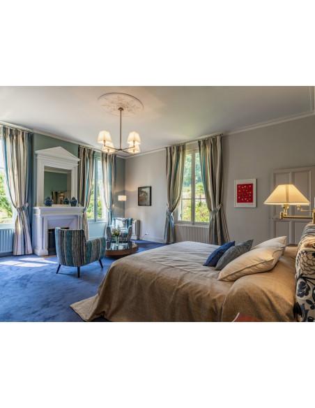 Chambre de 35 m2 ou Suite de 55 m2, à vous de choisir :)