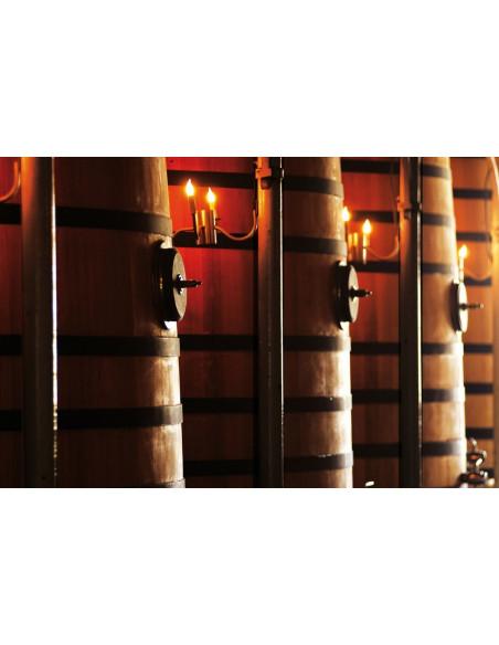 Les foudres en bois, la signature des grands crus Bordeaux
