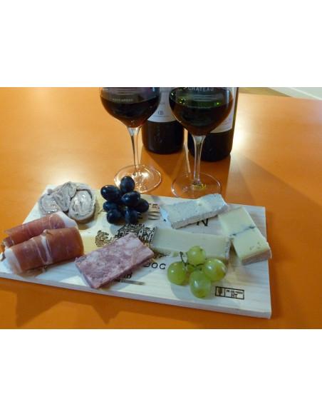 Vin fromage à déguster lors de votre séminaire bordeaux