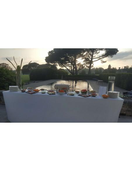Garden party soirée entreprise sur route des vins bordeaux