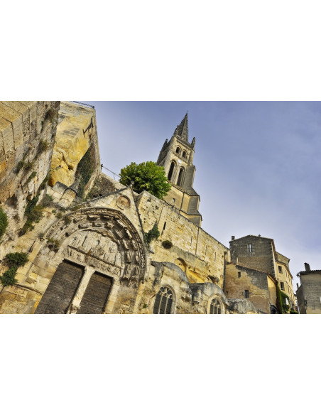 Chasse au trésor saint emilion classée par l'UNESCO