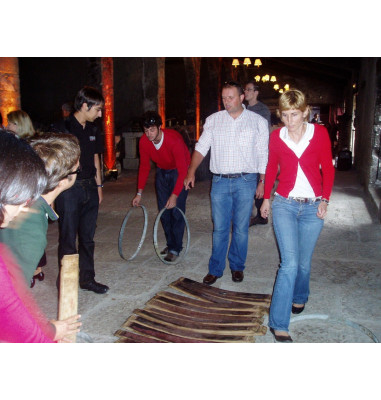 Animation entreprise team building olympiades