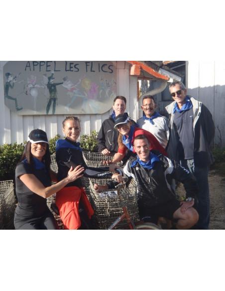 Team building insolite rallye nautique arcachon