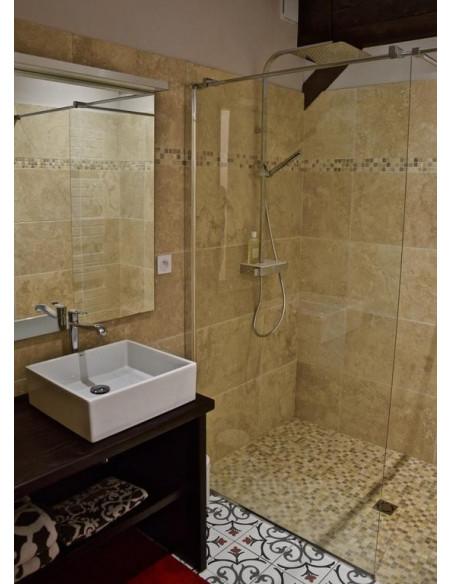 Une des salle de bains du Château
