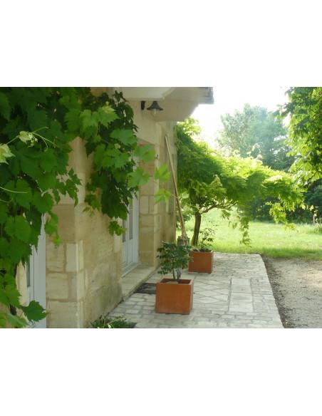 Profitez des extérieurs, entre vignoble, estuaire et parc