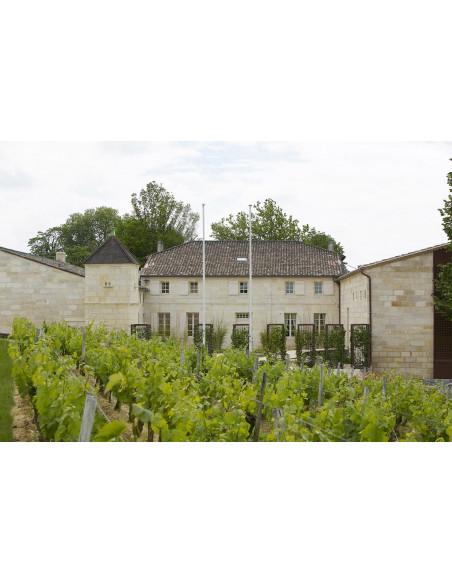 Vous êtes accueillis dans ce Château, Saint-Emilion Grand Cru Classé
