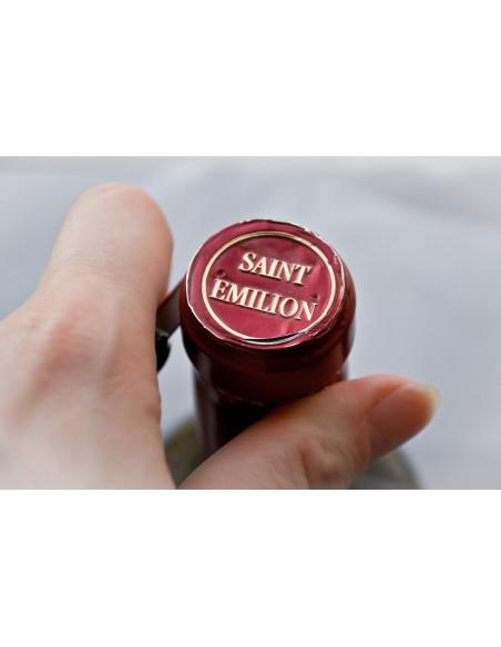 Saint-Emilion, région viticole prestigieuse du Bordelais