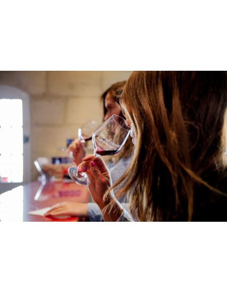 Lors du cours oenologie, dégustez les 4 vins prestigieux
