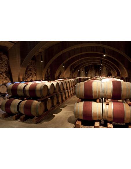 Les caves à vin où le silence régne...