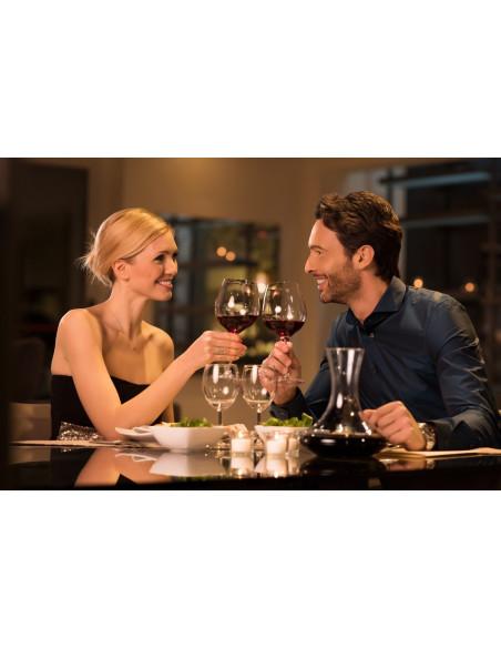 Profitez du restaurant gastronomique à deux, détente, bonne table, grand vin...