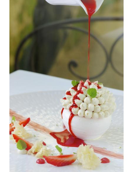 Un dessert à savourer sans modération ! hum !