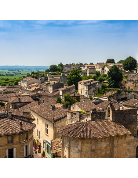 La visite de Saint-Emilion est incontournable, pour découvrir cette sublime ville médiévale classée par l'UNESCO