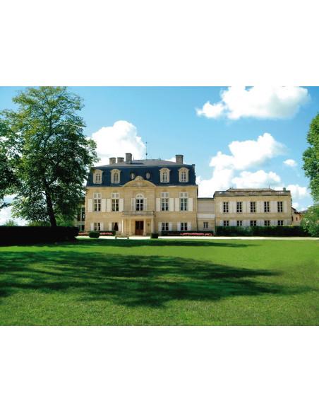 Un chèque cadeau avec nuit dans un Château de Bordeaux