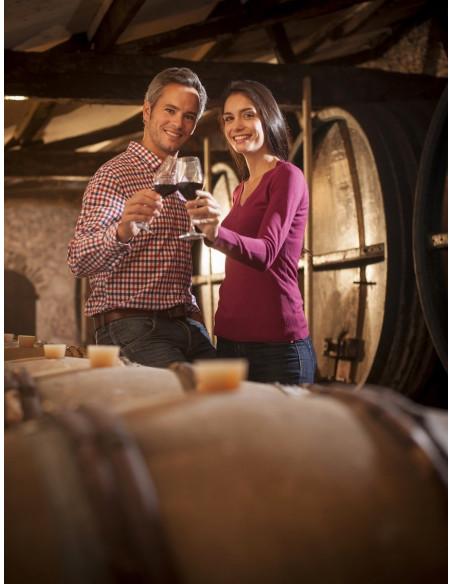 Découvrez le vin de Bordeaux à deux !