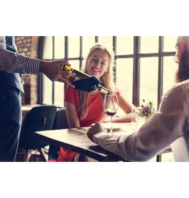 Conseils du sommelier sur le service de votre vin en accord avec les mets