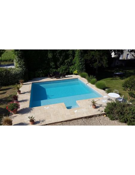 La piscine aux beaux jours...