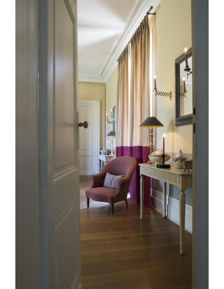 A l'étage du Château, les chambres du Château
