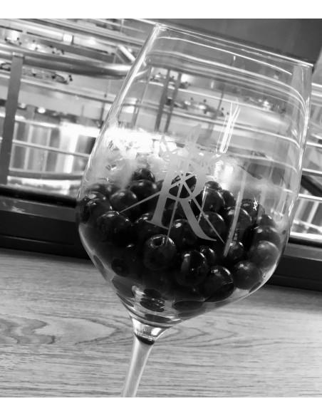 Un beau raisin, la base d'un bon vin, les perles du vignoble...