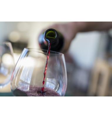 Le service des vins et les techniques de dégustation vous seront détaillées