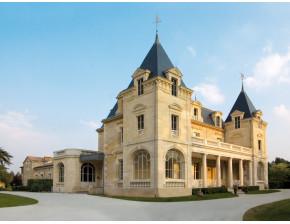 Le Château où prend place votre hébergement