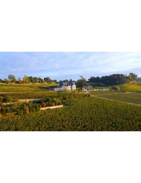 Vivez la vie de Château en dormant dans des Châteaux du Bordelais
