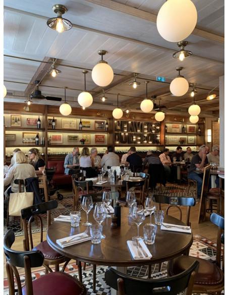 Dîner dans un Bar à Vin Chic de Saint-Emilion, l'adresse des Propriétaires viticulteurs...