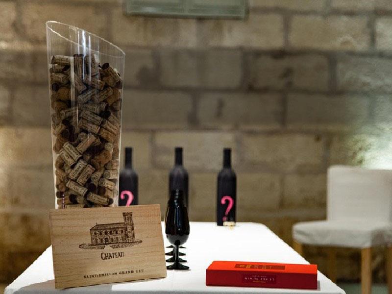 Réservez un DEGUSTATION OENOLOGIQUE sur la route des vins de bordeaux