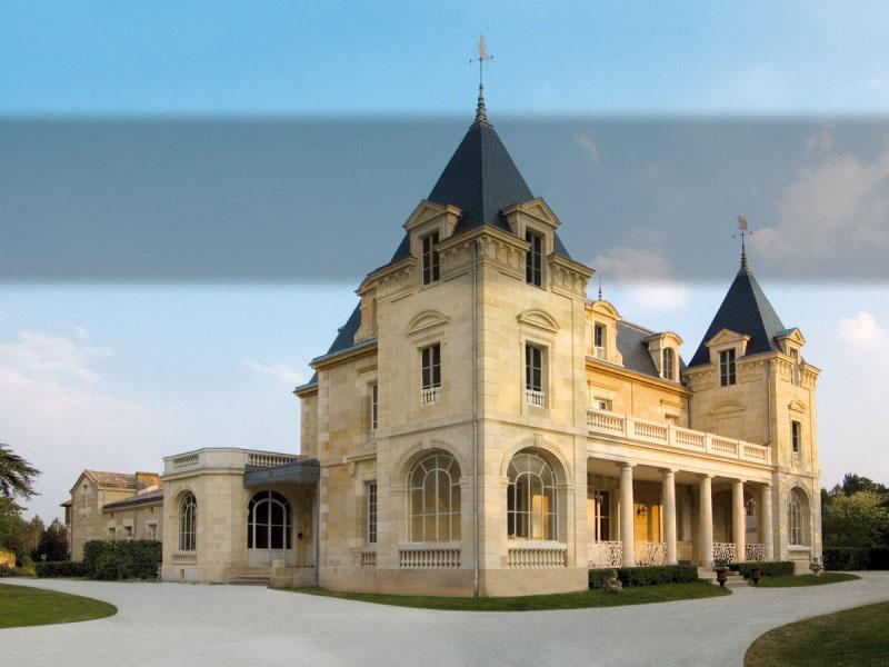 Offrez-vous un GRAND CRU CLASSÉ dans la région des vins de bordeaux.