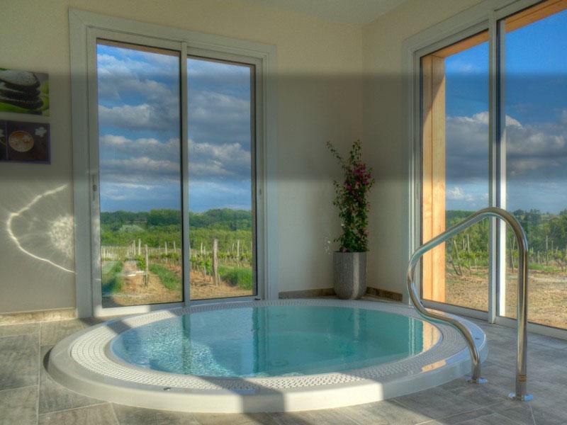 Réservez un WEEK-END SPA sur la route des vins de bordeaux