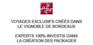 Profitez d'un séjour Bordeaux sur route des vins, pour déguster les grands crus avec cours œnologie et visite de cave dans un château Bordeaux à Saint Emilion