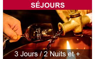 Séjour œnologie sur route des vins Bordeaux avec dégustation grand cru classé, stage œnologie, visite de cave de domaine viticole à Saint-Emilion et Pauillac.  Renommer sejour-3j-plus.jpg PAR sejour-œnologie-visite-de-cave-route-des-vins-bordeaux.jpg