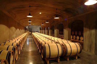 Superbe cave à vin de Bordeaux en Médoc