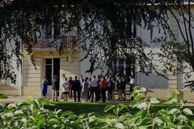 La route des vins Bordeaux, organisation de Séminaire Bordeaux
