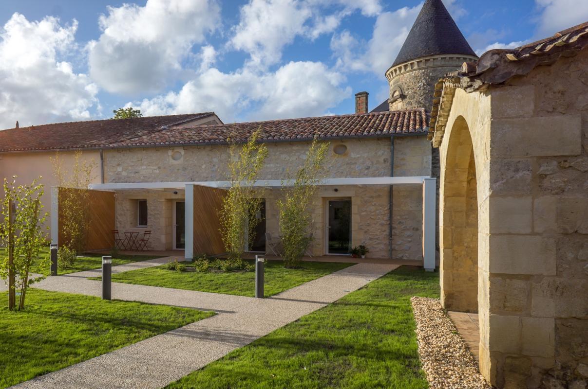 Château Bordelais et ses chambres d'hôtes