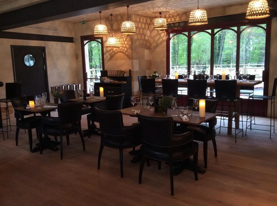 Restaurant bistronomique du château
