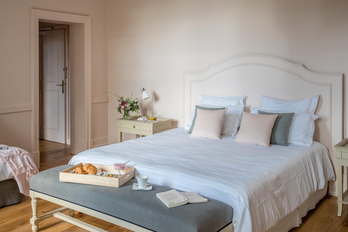 Chambre au château Haut de gamme Bordeaux