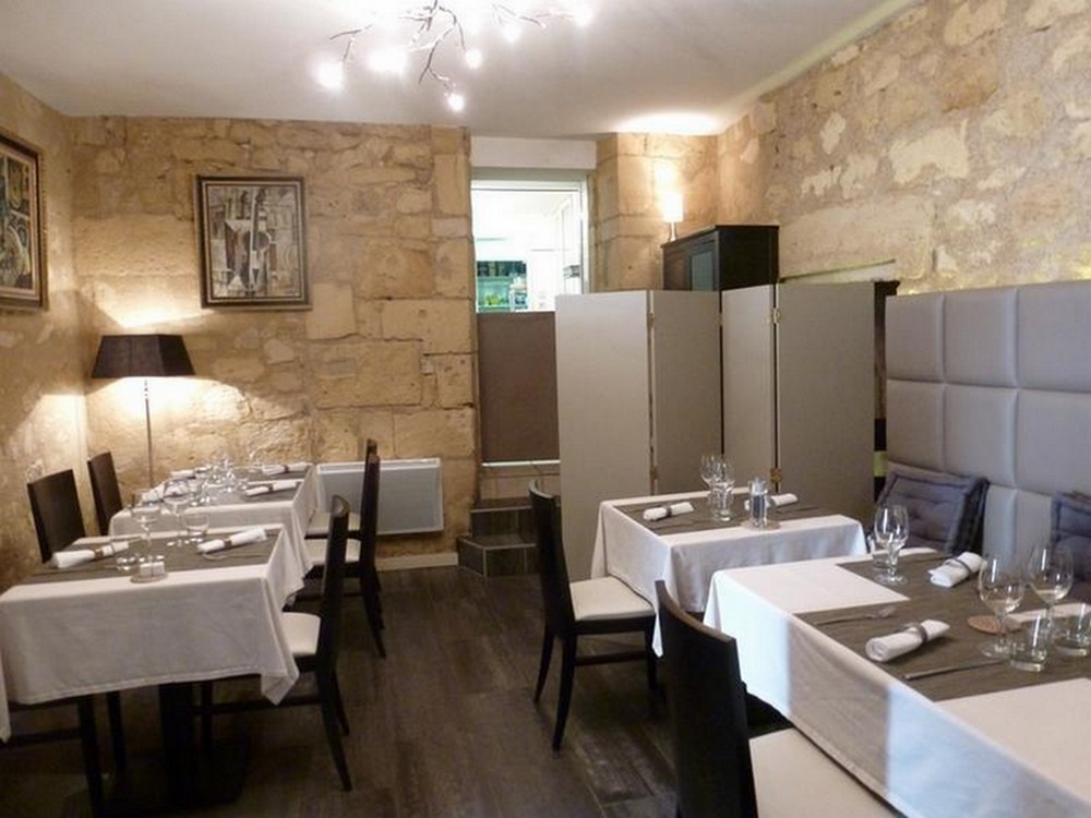 Restaurant gourmet en Bordelais