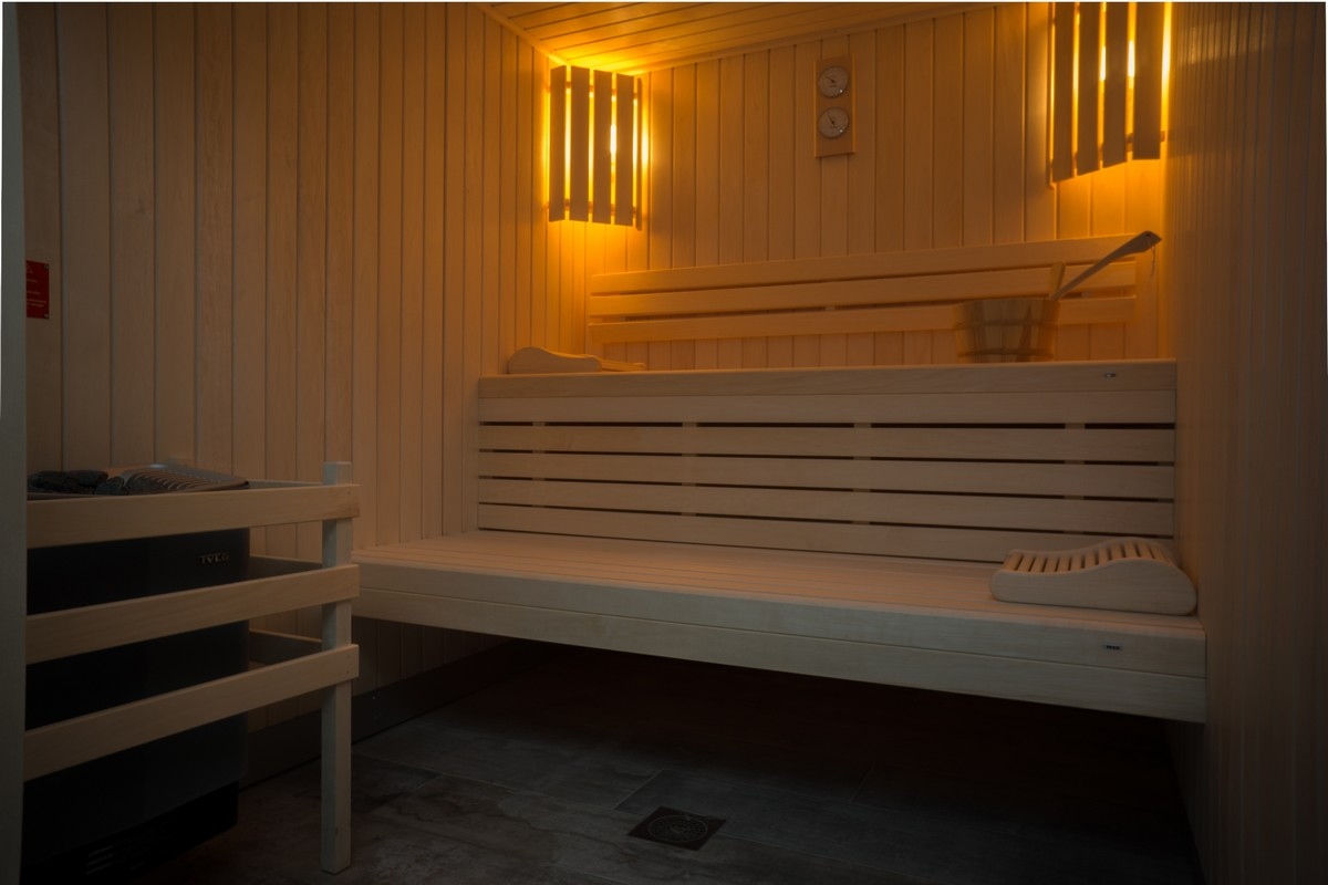 Sauna au domaine Bordelais