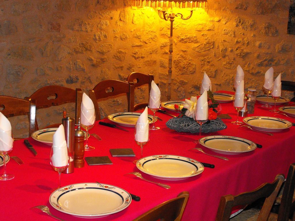 Table d'hôte chez le vigneron de Saint-Emilion