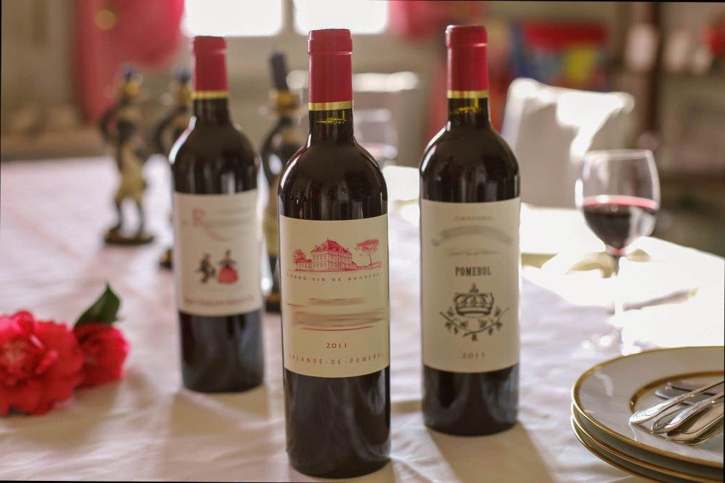 Dégustations de vins Grands crus classés